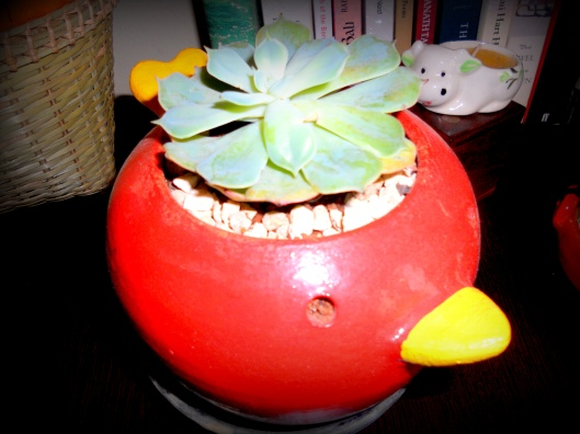 Another Cute Bird Shaped Planter