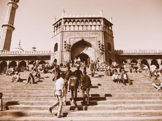 Jama Masjid, Purani Dilli