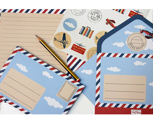 Postcards / Letter Pads (dailybuzz.co.au)