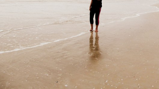 The Walk Along The Coast