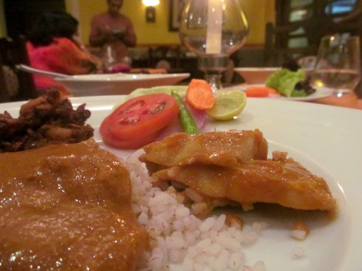 The Pomfret Curry