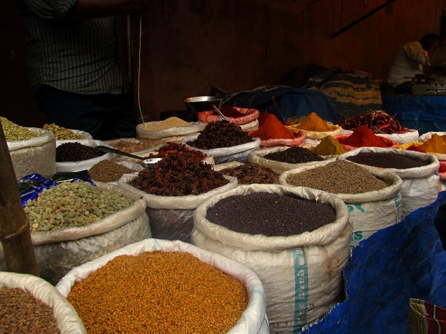 The Mapsua Market